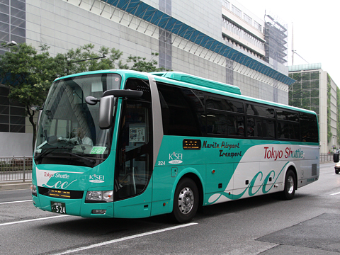 成田空港交通「Tokyo Suttle」 ・524
