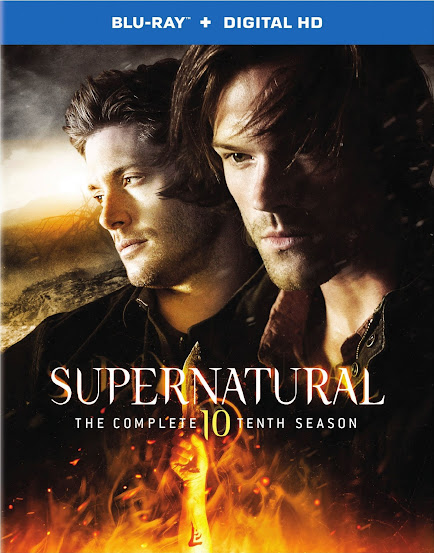 Supernatural – Temporada 10 [4xBD25]