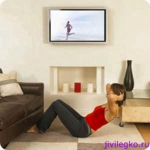 Фитнес тренировки дома