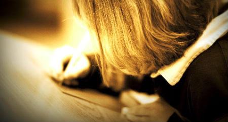 rakstīt vēstuli mācītājam
