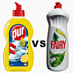 PUR vs FAIRY PUR vs FAIRY