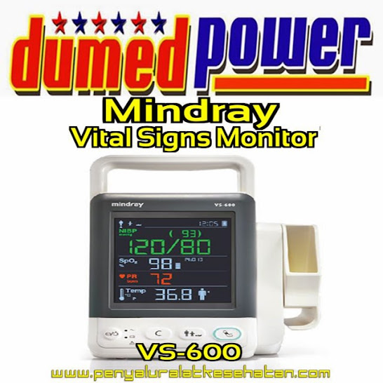 Mindray-Vital-Signs-Monitor-VS-600-VS-900-VS-800