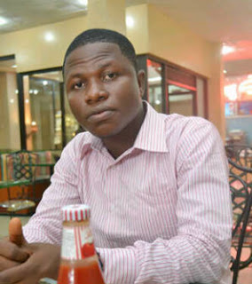 Jide Ogunsanya - popular blogger Nigeria
