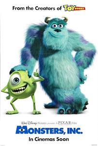 Công Ty Quái Vật - Monsters Inc poster