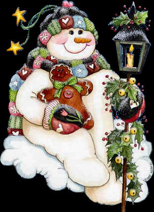 boneco da neve