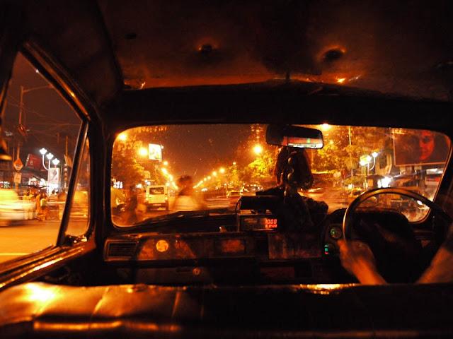 Calcutta shining?