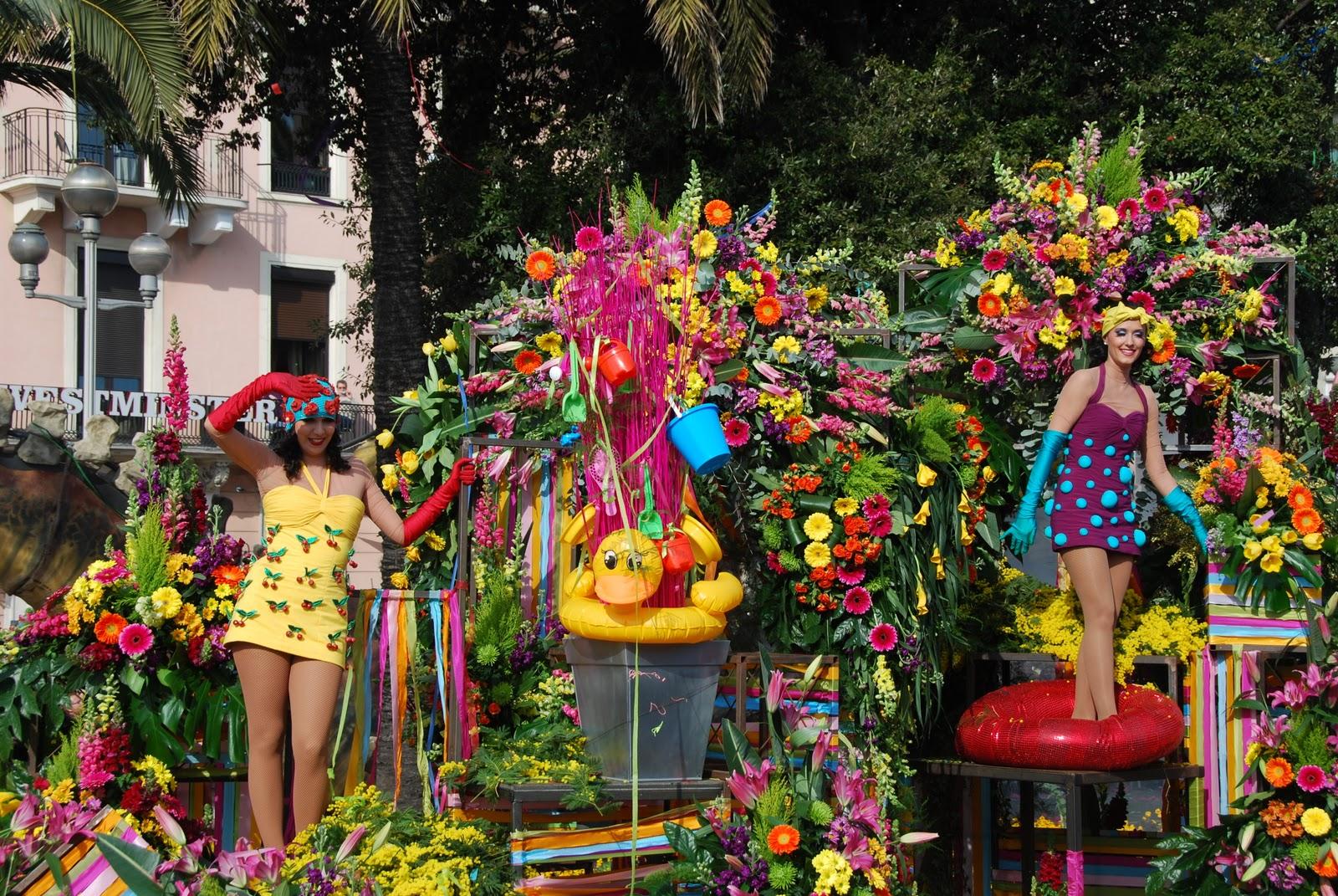 Resultado de imagem para nice carnival flower parade