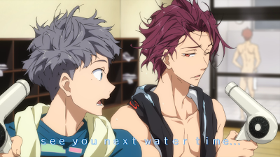 Free! Iwatobi Swim Club Episode 7 Screenshot 15