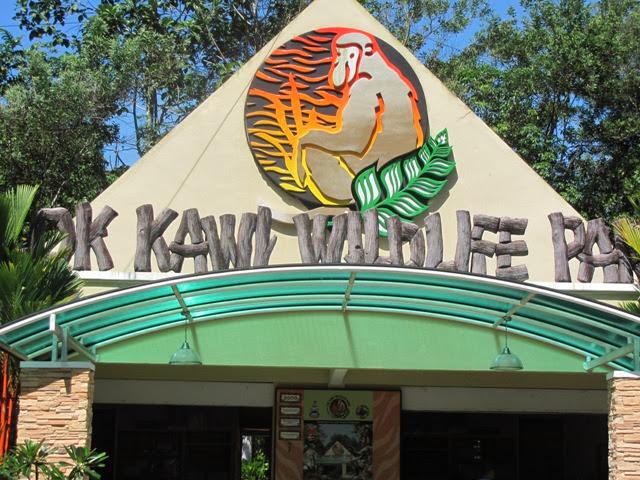 Taman Hidupan Liar Lok Kawi Wildlife Park