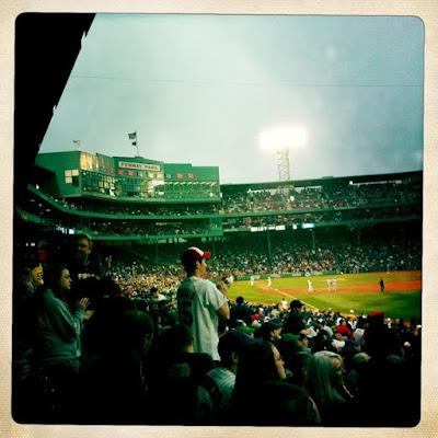 Fenway 2011 Cubs v. Red Sox