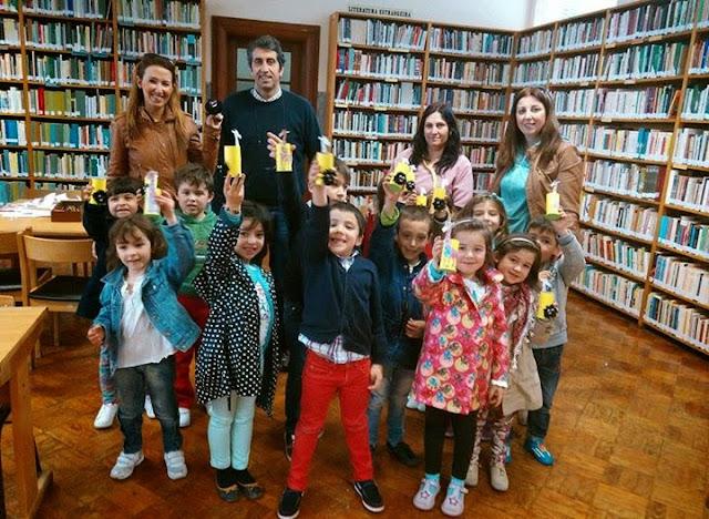 """Dramatização d' """"O Cuquedo"""" assinala Dia do Livro Infantil"""