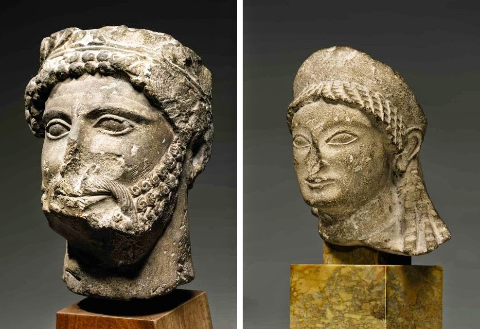 Southern Europe: Sotheby's sells two Cypriot heads despite objections