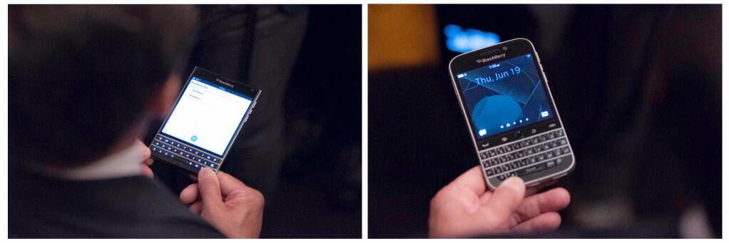 BlackBerry vẫn là một biểu tượng của đẳng cấp