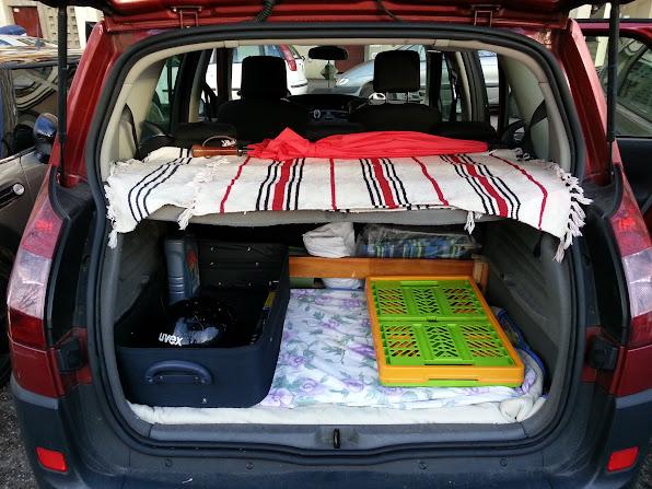 france bivouac et tourisme am nagement sc nic pour dormir 3. Black Bedroom Furniture Sets. Home Design Ideas