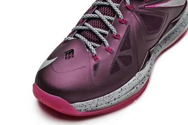 NIKE LEBRON X Fireberry 8220Crown Jewel8221 Sport Pack Release Info