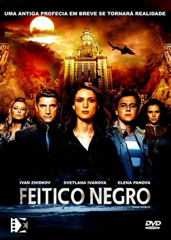 Download - Feitiço Negro – DVDRip AVI Dual Audio + RMVB Dublado