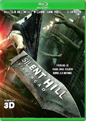 Filme Poster Terror em Silent Hill: Revelação BDRip XviD Dual Audio & RMVB Dublado