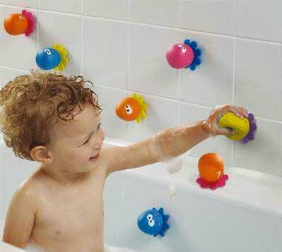 развивающие игры в ванной