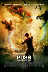 Siêu Năng Lực - Push poster