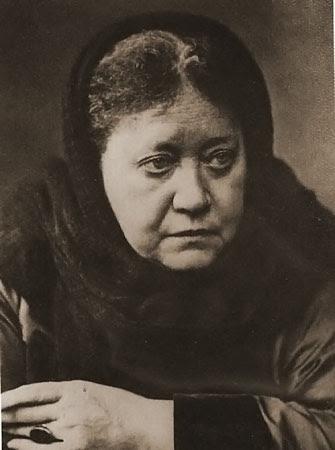 Jelena Petrovna Blavatskaja (1831-1891)