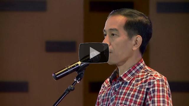[JANGAN DIBUKA] Video 3GP Jokowi Beredar di Masyarakat !