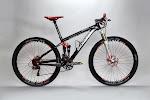 Sarto Ampezzo 650B FSR Acros A-GE Complete Bike at twohubs.com