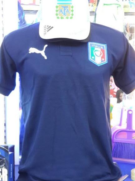 Jual Kaos Polo Italia Dongker 2014
