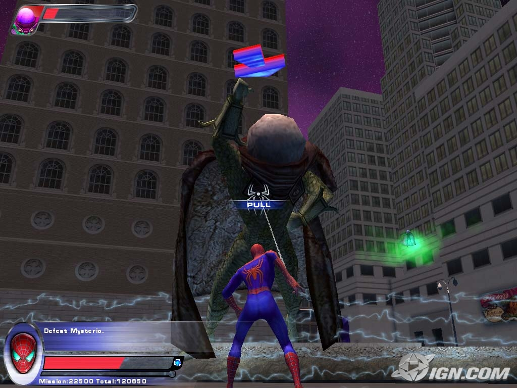 download free games & softwares: spiderman 2 {pc full version}