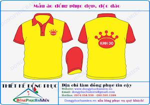 Đồng phục Cty Kinh Đô