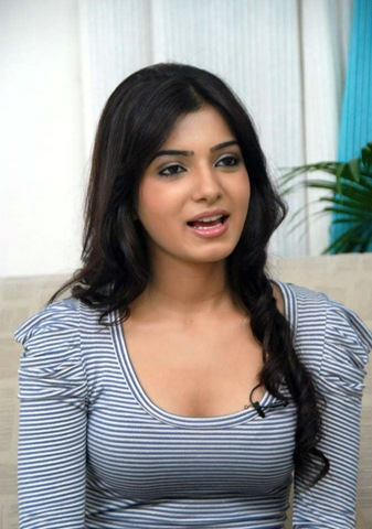 WWW.ZEDGEZ.US.MS: Actress Samantha Hot Mobile Wallpapers