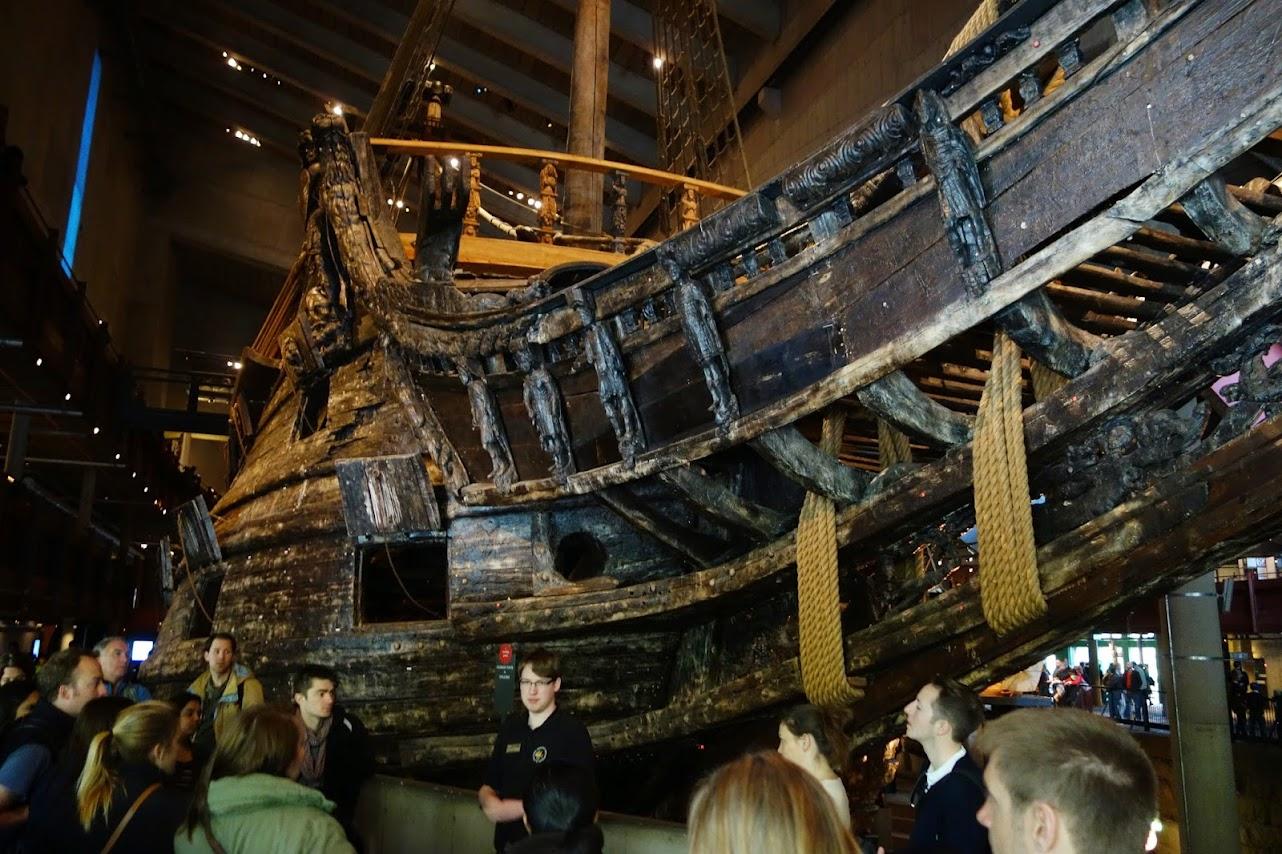 Epic Väskor Stockholm : Epic failboat the vasa spiritmuseum and royal coin