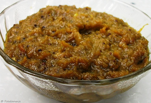 tamarind pickle recipe