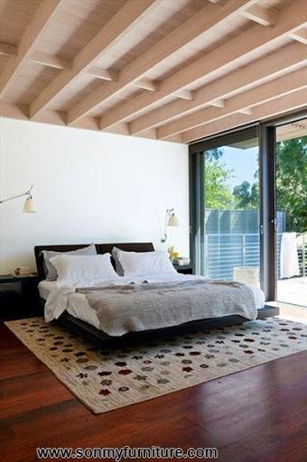 Phòng ngủ hiện đại: Đẳng cấp từ sự đơn giản-7