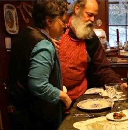 Chồng Gay vợ Les, và cái kết bạn không thể ngờ.
