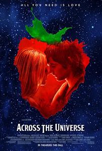 Vượt Dải Ngân Hà - Across The Universe poster