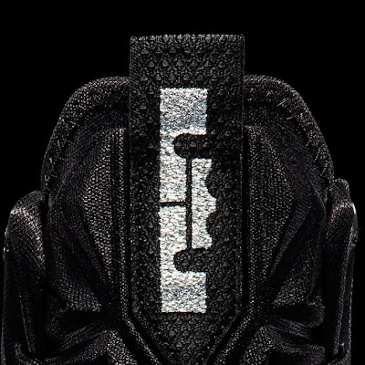 nike lebron 10 gr black anthracite 7 01 Release Reminder: Nike LeBron X Carbon / Black Diamond