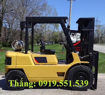 Gasoline LPG Forklift 4 - 7 tons