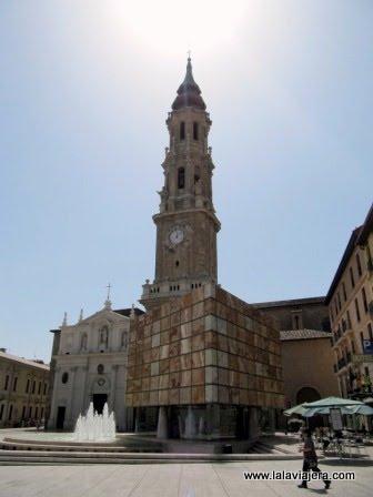 Plaza de la Seo de Zaragoza