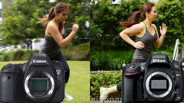 Làm thợ chụp ảnh, Nên mua máy chụp ảnh kỹ thuật số Canon hay Nikon?