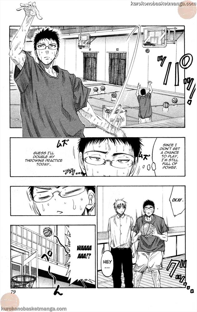Kuroko no Basket Manga Chapter 56 - Image 11