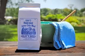 Gray's Grist Mill Jonnycake cornmeal