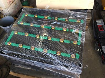 Bình điện Hitachi Kobe 48V 450AH