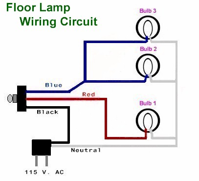 3 way lamp logic juddley Swing Arm Floor Lamp Rewire Wiring Diagram for Antique Lamps