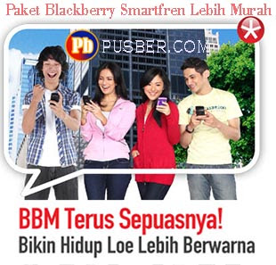 Paket Blackberry Smartfren Murah