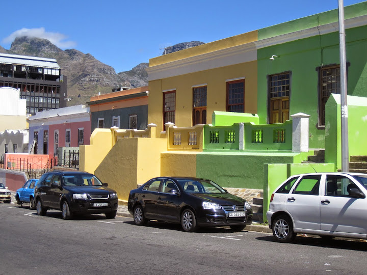 Malay Quarter, Capetown, South Africa