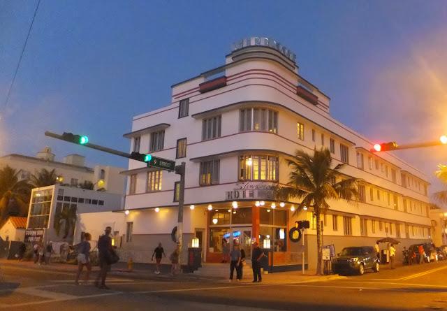 Distrito Art Déco, Miami, Elisa N, Blog de Viajes