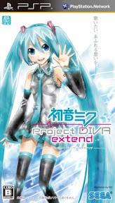 free Hatsune Miku Project Diva Extend