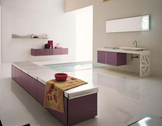Diseno De Baños Ninas: de habitaciones y recámaras: Modernos diseños de cuartos de baño