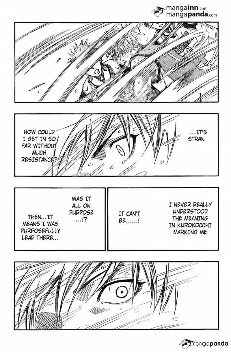 Kuroko no Basket Manga Chapter 201 - Image 13