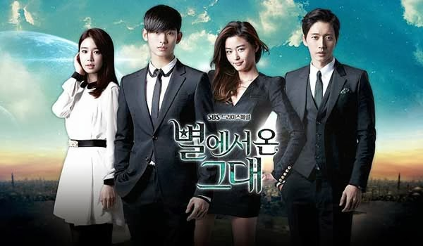 You Who Came From the Stars Kdrama free download streaming kdrama kmovie ost soundtrack english subtitle, indonesia subtitle HD